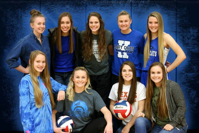 Big News in Lady Cat Volleyball Thumbnail Image