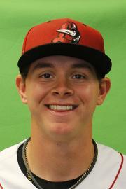 Scotty Barlow Great Lakes Loons Minor League Baseball Biography