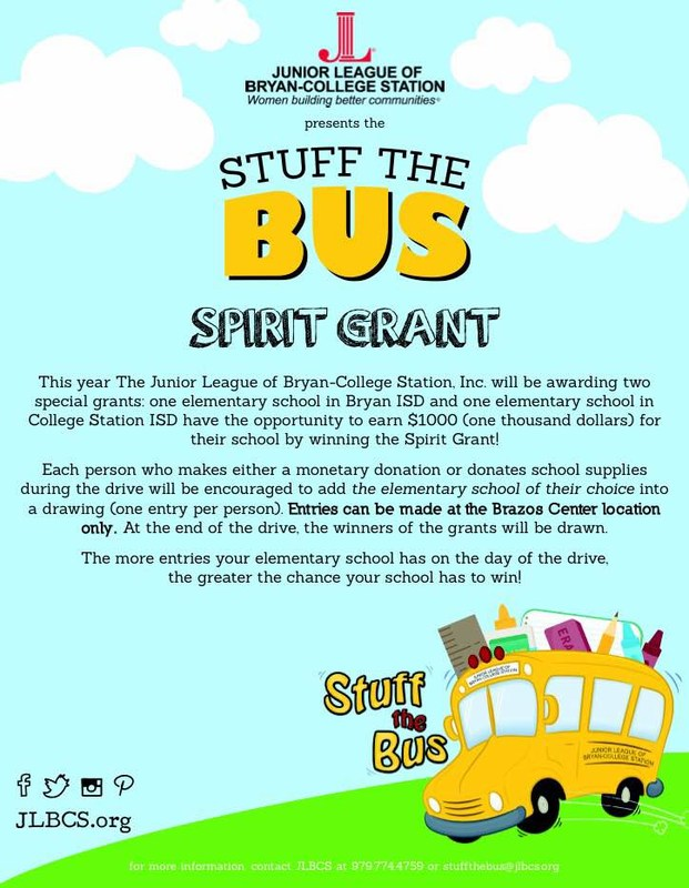 Stuff The Bus ~~ Get the word out!
