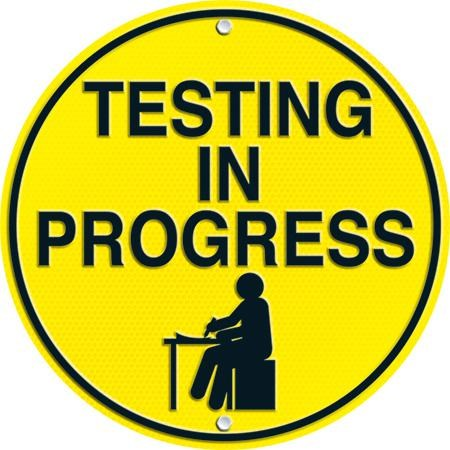 Benchmark Testing ~ Feb 2nd - 4th => Closed Campus