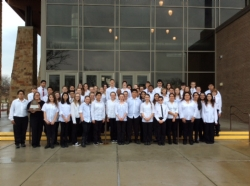 Symphonic Band Earns Sweepstakes