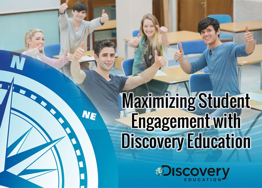 Maximize Student Engagement with DIscovery Education