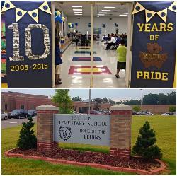 Bon Lin Elementary Celebrates 10 Years!