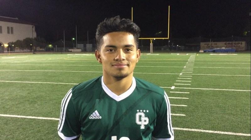 Canoga Park's Ezequiel Quijada Sets City Section Soccer Scoring Record