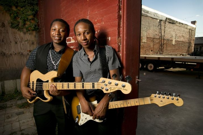 A couple of young bluesmen from Bastrop are wowing crowds at the Continental Club in Austin.