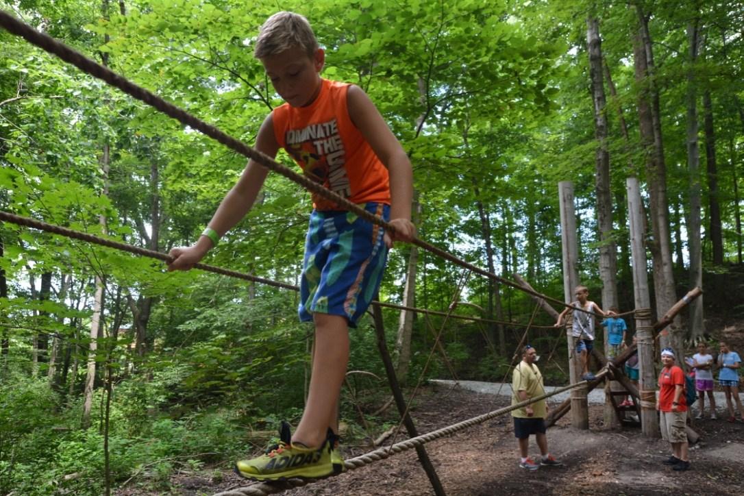 Boy Camp Willard Student