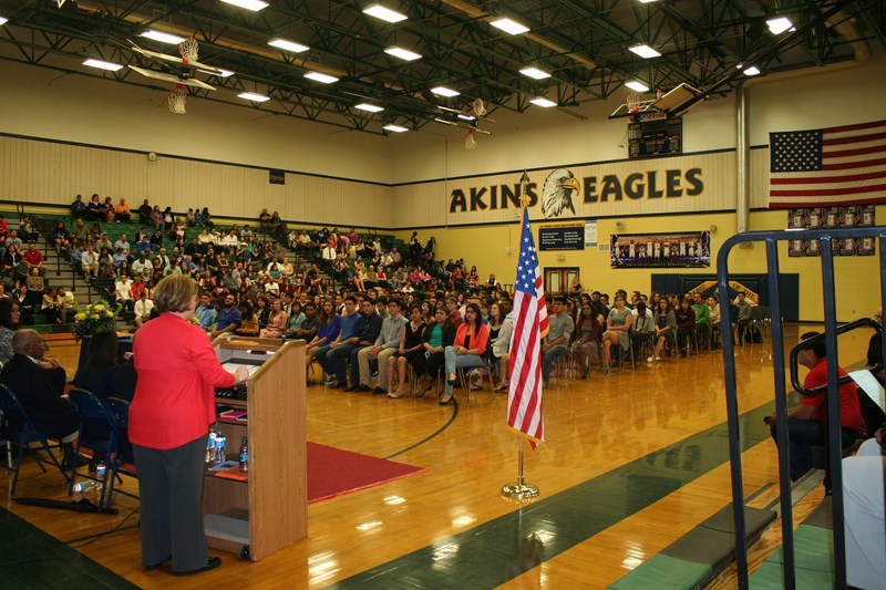 Eagle Trustee Awards Ceremony
