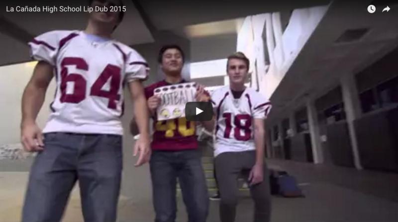 Video: La Canada High School Lip Dub 2015