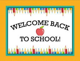 Welcome to the 2015-2016 school year!