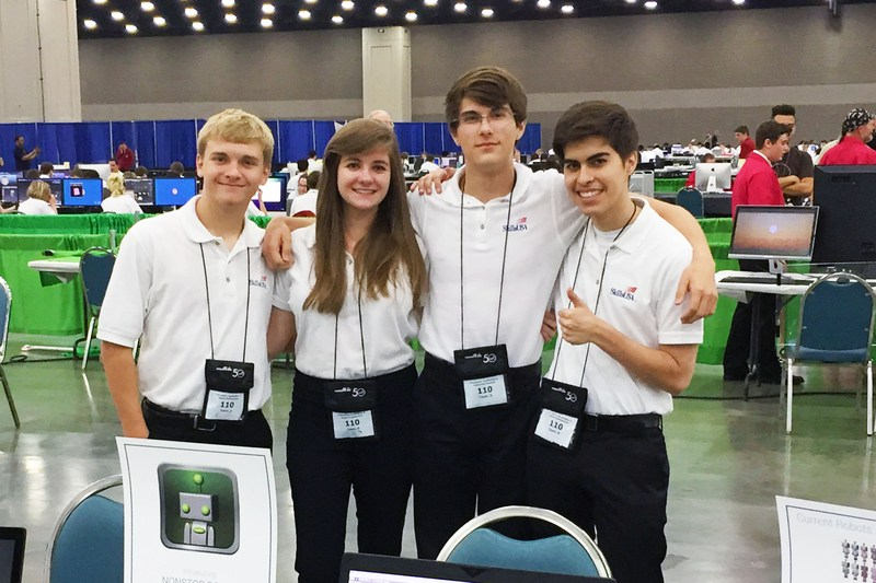 CSISD students earn national awards at SkillsUSA convention
