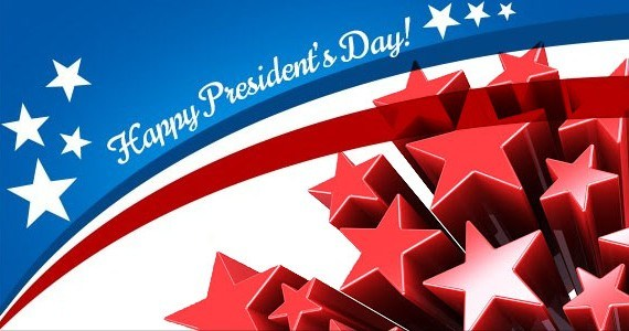 February 13 -16 President's Day Break
