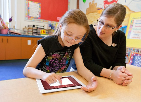 iPad Redeployment for RETURNING Grade 2-5 Students