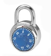 STUDENTS: Bring Your Combination Locks Beginning Monday 8/3