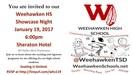 Weehawken High School Showcase Night