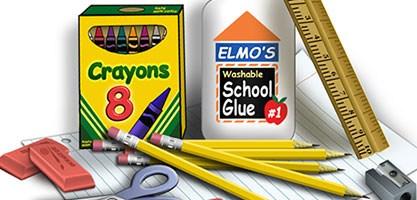 TCES School Supplies