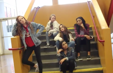 Hemet High School Broadcasting Video of the Daily Bulletin.