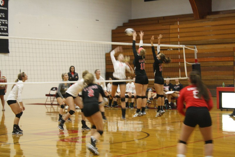 Bishop Luers to welcome feeder school volleyball players Thumbnail Image
