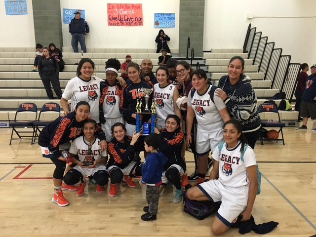 Legacy Girls Basketball Makes Statement With Tournament Title