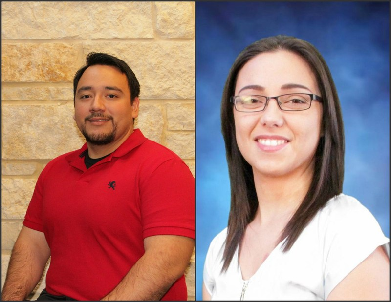 On the Tiger Spotlight this week are our VERY own Social Studies teachers, Mr. Carlos Herrera and Belsa Rios.