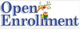 OPEN ENROLLMENT FOR 2016-17 SCHOOL YEAR