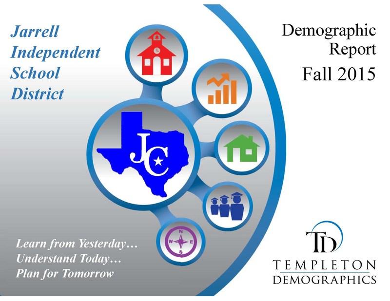 Jarrell ISD Demographic Report Fall 2015