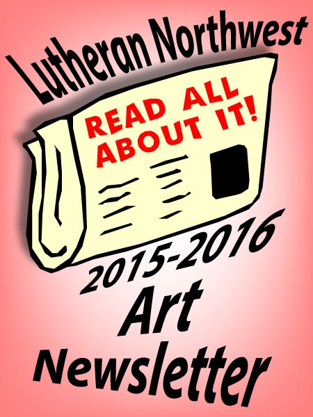 February 2016 Art Newsletter