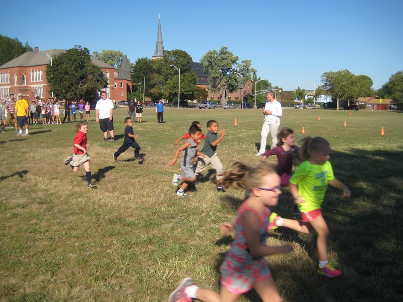 Windham Kicks Off 30th Year of Elementary Cross Country Races Thumbnail Image