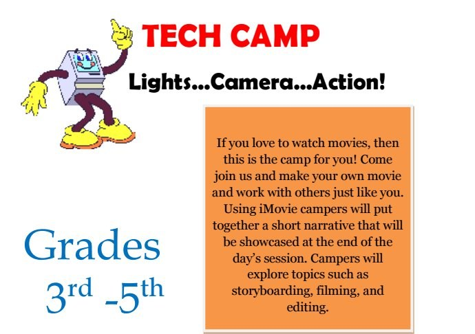 FRC Sponsors Tech Camp Thumbnail Image