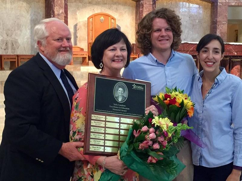 Mrs. Wooten Awarded!
