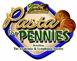 Pasta for Pennies Presented by Olive Garden