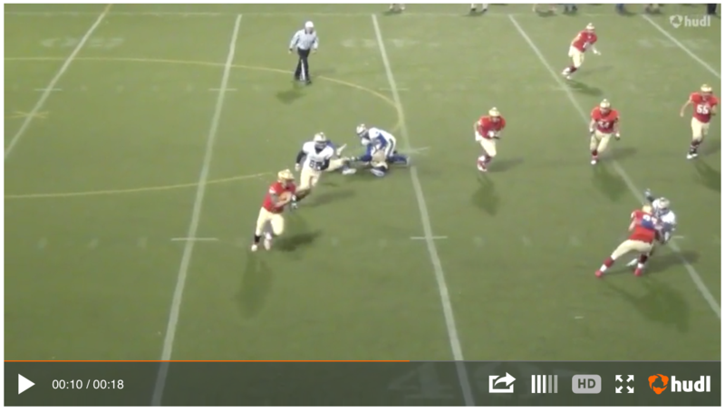 Pa. holder improvises his way to insane TD pass after blocked field goal Thumbnail Image