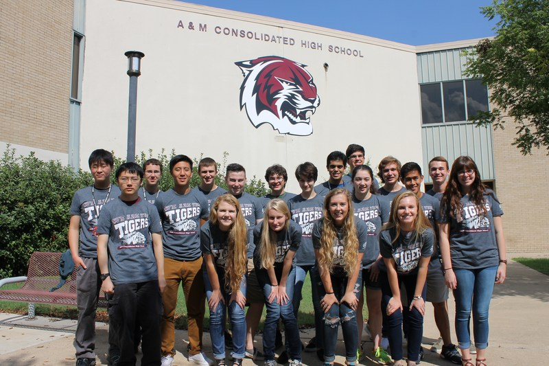 20 AMCHS Students Recognized as Commended Students