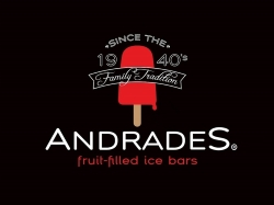 Status Update-Flavors have arrived! Introducing Andrade's Fruit Filled Ice Cream Bars