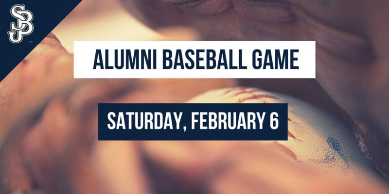 Alumni Baseball Game - Saturday, February 6