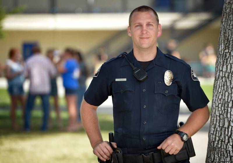 LHHS SRO, Officer Bender, is featured on OC Behind the Badge!