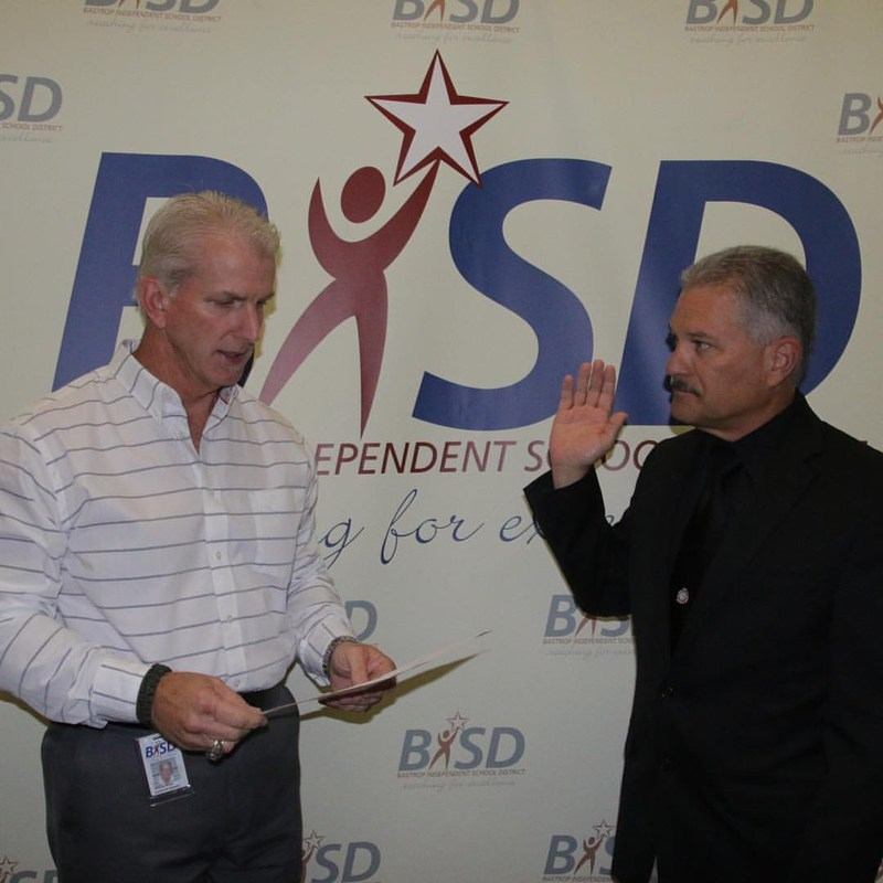 Bastrop ISD PD underway