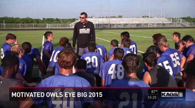 The Fighting Owls are Back in Action!