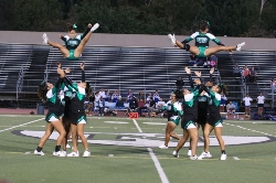 Cheer Tryouts Second Round