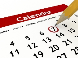Calendar Dates for 2015/2016 School Year Announced