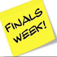 Fall Final Exams Jan 19-20 ! Thumbnail Image