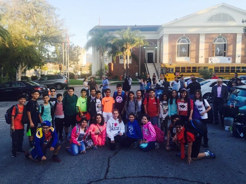 6th Grade Sacramento Trip
