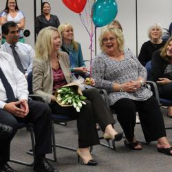 Fountain Valley School District Names Ms. Anne Silavs Administrator of the Year