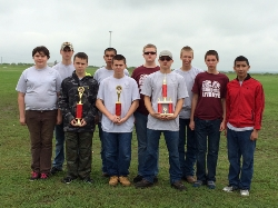 FHS ROTC Places in Austin