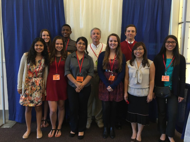 "Long Beach Post: ""Three St. Anthony High School Students Earn Awards at LA County Science Fair"""