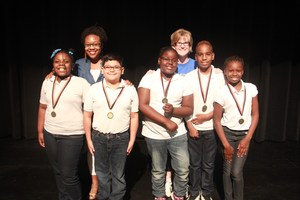 Houston Elementary Defends Title at Annual Hispanic Heritage Bowl