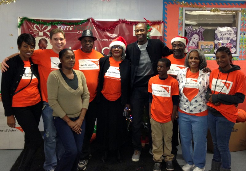 World Vision's 3rd Annual Winter Toy Giveaway