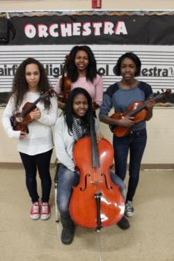 Fairfield Students Named Future Leaders in Who's Who in Black Cincinnati