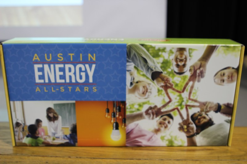DECKER MIDDLE SCHOOL PARTNERS WITH AUSTIN ENERGY TO LAUNCH ENERGY ALL-STARS Thumbnail Image