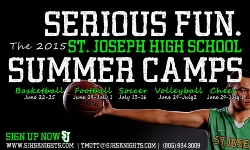 SUMMER YOUTH SPORTS CAMPS COMING!