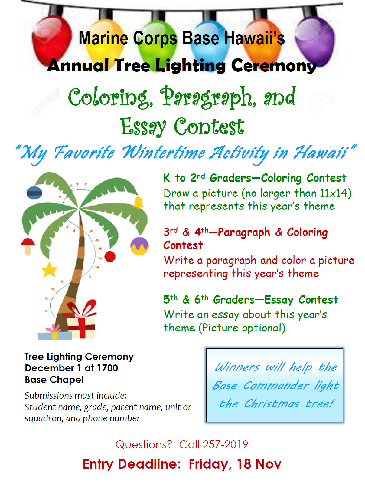 essay contast Essay contests background & rules the institute's essay program aligns perfectly with our mission: to provide an independent forum for.